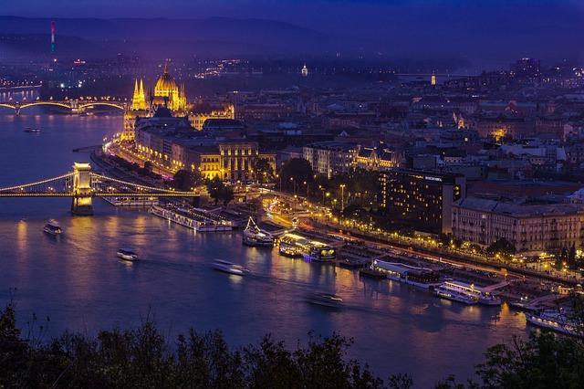 Nöjen och uteliv i Budapest
